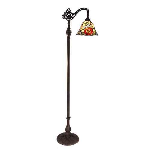 Rosita Edwardian Tiffany Floor Lamp