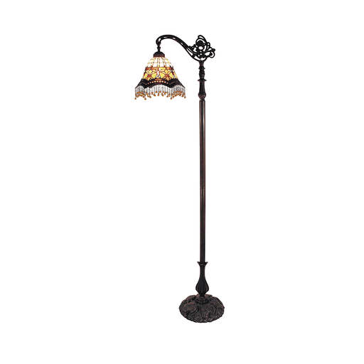 Madonna Edwardian Tiffany Floor Lamp