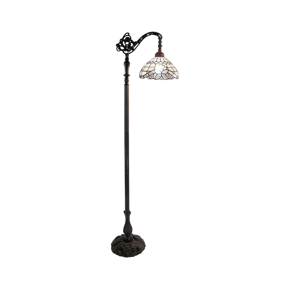 Vienna Edwardian Tiffany Floor Lamp