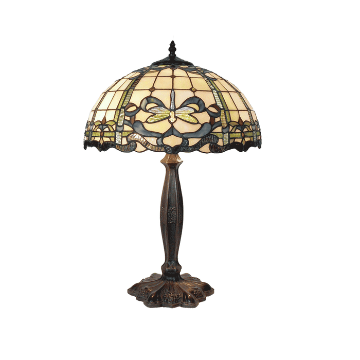 Aurora Tiffany Table Lamp Large