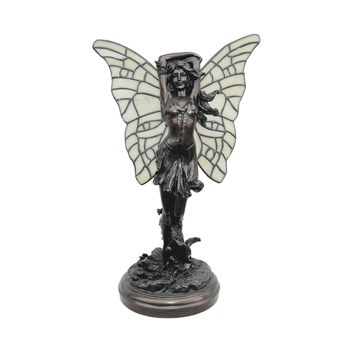 Standing Fairy Art Deco Table Lamp