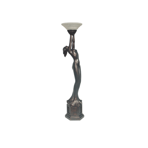 Lady Art Deco Floor Lamp
