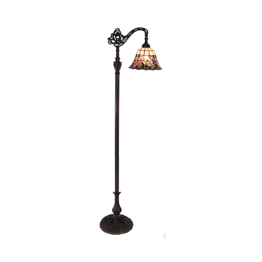 Chandell Edwardian Tiffany Floor Lamp