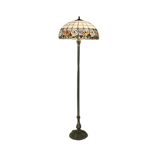 Chandell Tiffany Floor Lamp