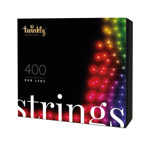 Twinkly 400 RGB LED Light String AU Plug - Generation II