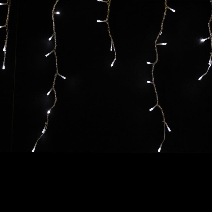 500 LEDs Connectable Icicle Lights