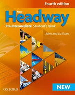 New Headway Pre-Intermediate 4 Studentbook