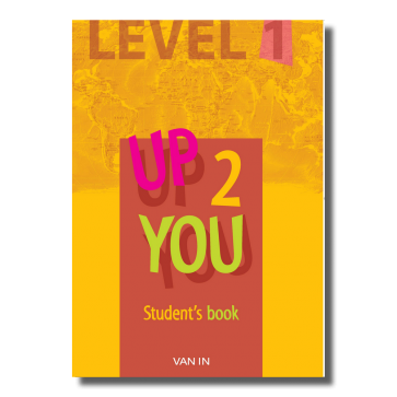 Up 2 you level 1 - Student's book
