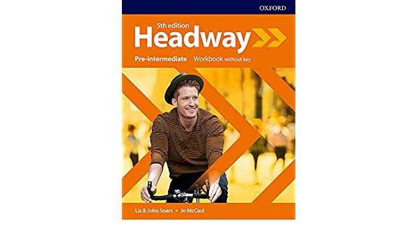 New Headway Pre-Intermediate 5 WorkBook