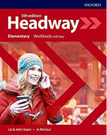 New Headway Elementary 5 workbook pack