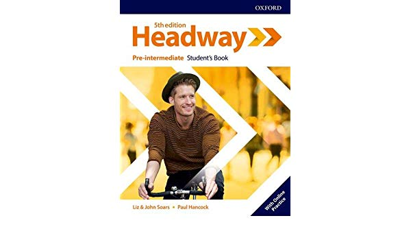 New Headway Pre-Intermediate 5 Studentbook