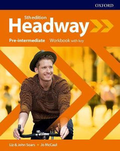 New Headway Pre-Intermediate  5e Edition WB With Key
