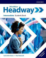 New Headway Intermediate 5 Studentbook