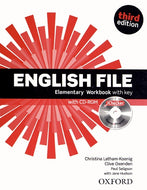 English File Elem. 3e Workbook with key