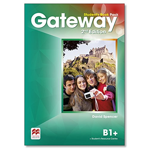 Gateway 2nd edition B1+ student's book