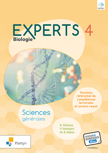 Experts Bio 4 - sciences générales