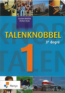 Talenknobbel 1 + CD inclus Wolters