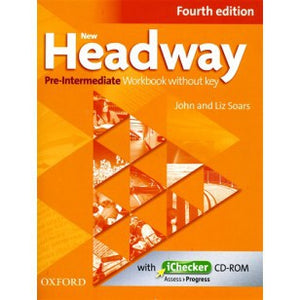 New Headway Pre-Intermediate 4 WorkBook