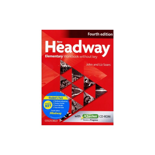 New Headway Elementary 4 workbook pack