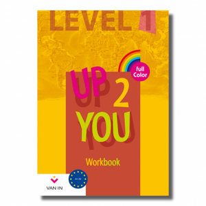 Up 2 you level 1 - workbook color + cd