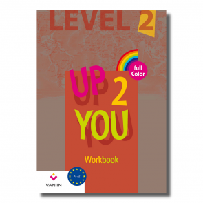 Up 2 you level 2 - workbook color + cd