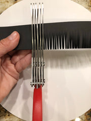 Multiple blade scissors