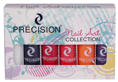 Nail Art Collection Kit #1 - NAK1 (NA1 - NA6)