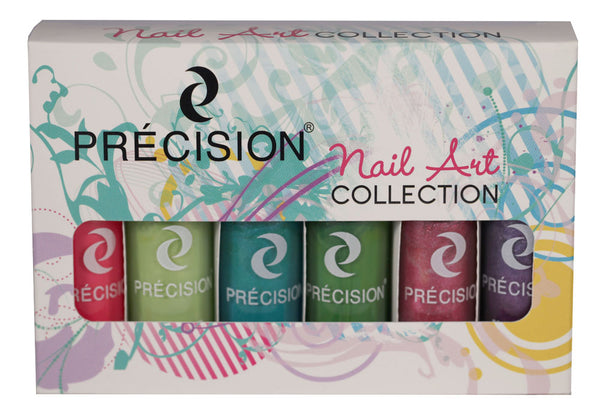 Nail Art Collection Kit #3 - NAK3 (NA13 - NA18)