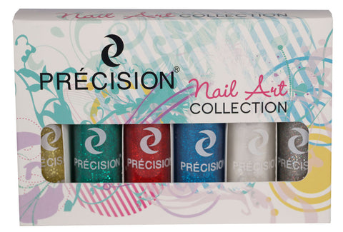 Nail Art Collection Kit #4 - NAK4 (NA19 - NA24)