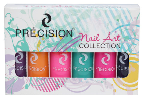 Nail Art Collection Kit #6 - NAK6 (NA31 - NA36)