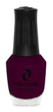 Glass of Bordeaux Nail Polish - P550