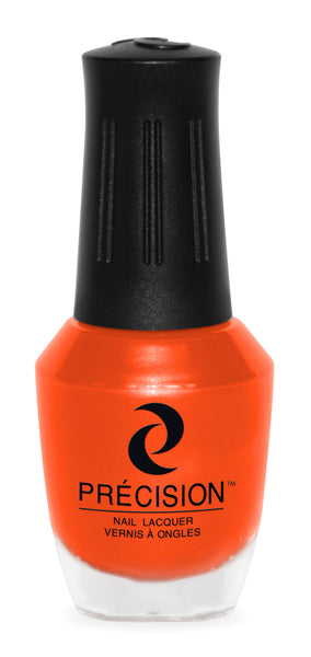 Orange Belize-ini Nail Polish - S02