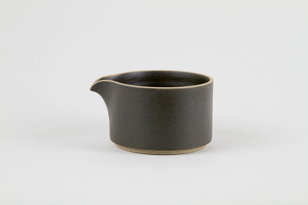Creamer / Sauce (Black) by Hasami Porcelain