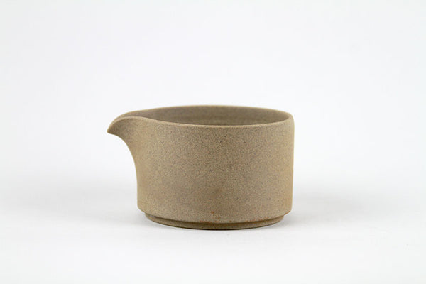 Creamer / Sauce (Natural) by Hasami Porcelain