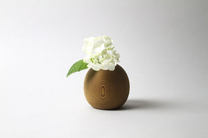Fuqugi Red Cedar ORB Flower Vase