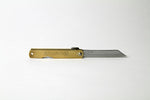 Brass Folding Knife