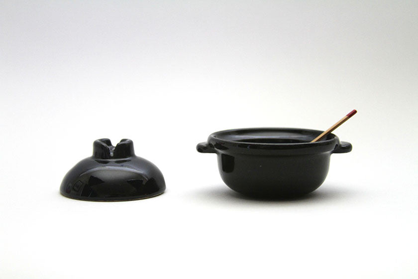 Condiment Container (Mini Kamado) - Iga Mono