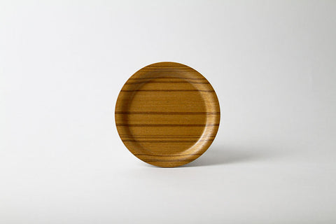 Japanese Saito Wood Coaster (Set of 4)
