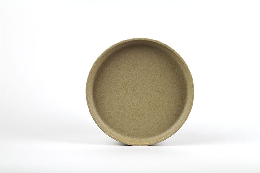 Serving Bowl by Hasami Porcelain Large Natural