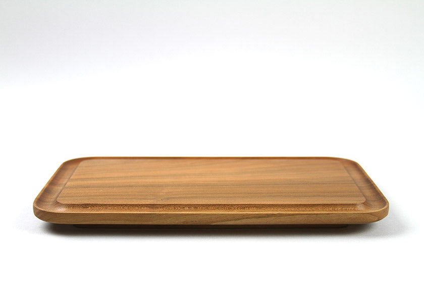 Takahashi Kougei KAKUDO Serving Board Medium - Cherry