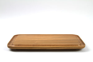 Takahashi Kougei KAKUDO Serving Board - Cherry