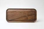 KAKUDO Serving Board Medium - Solid Walnut