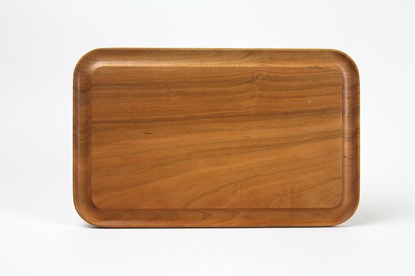 Takahashi Kougei KAKUDO Serving Board Large - Cherry
