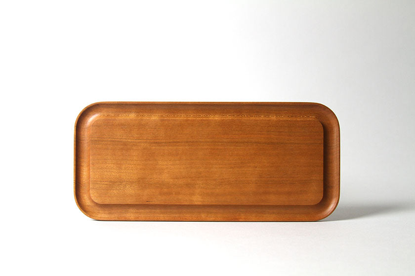 KAKUDO Serving Board Medium - Solid Cherry