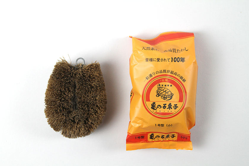 Kamenoko Tawashi Kitchen Scrubbing Brush - Kamenoko
