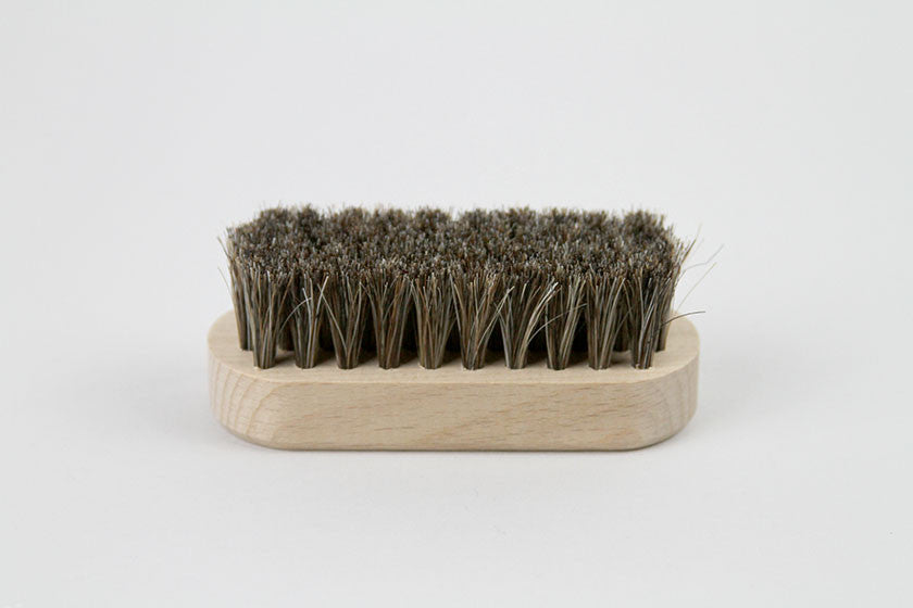 Kanaya Natural Shoe Brush