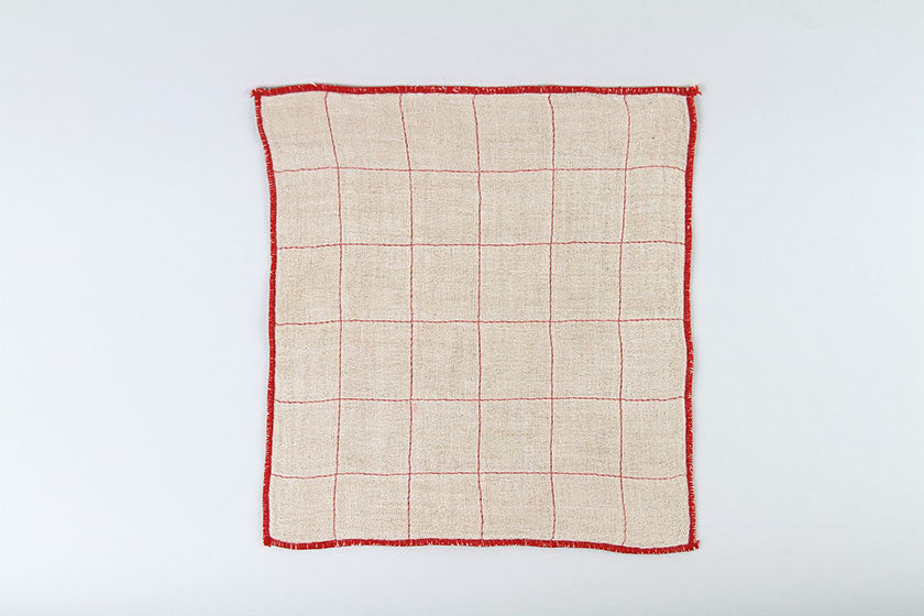 Kitchen Cloth (Red) - Japan