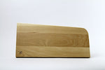 Oak Serving Board - Medium - Menu