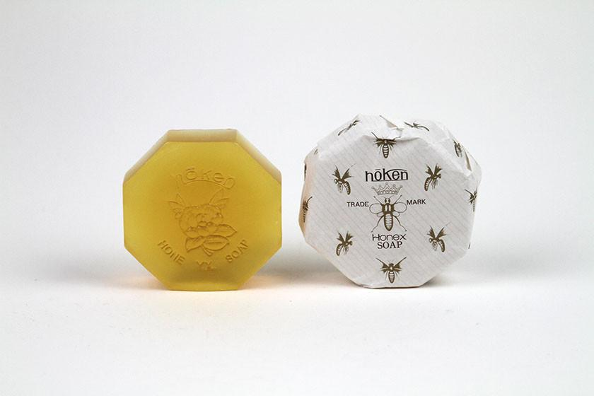 Hoken Japanese Honey Soap
