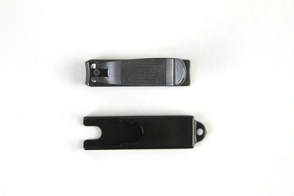 KIYA Black Carbon Steel Nail Clipper KIYA - Monolier